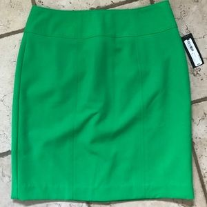 Worthington Green Skirt